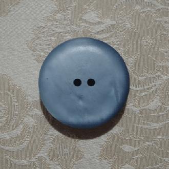 ボタン(ブルー)ヴィンテージb 1950