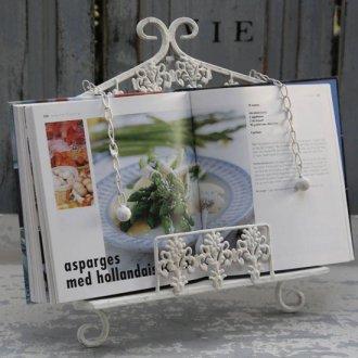 ブックスタンドホルダー Antique White
