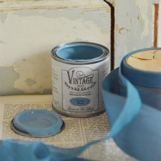 ヴィンテージペイント - Dusty Blue -100 ml