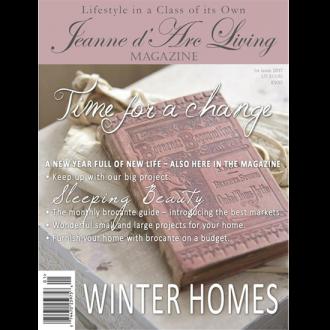 JDL Magazine/ジャンヌダルクリビングマガジン 2017年1月号-英語版-