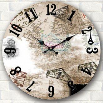 ヴィンテージスタイル 壁時計
