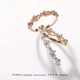 『OLIVIA CROWN/オリビアクラウン』ダイヤモンドリング