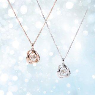 『SWING TONE/スイングトーン』ダイヤモンドネックレス