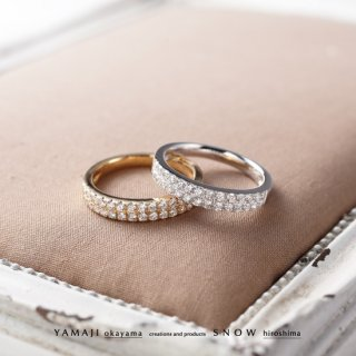 『PAVE PARADISE/パヴェパラダイス』ダイヤモンドリング