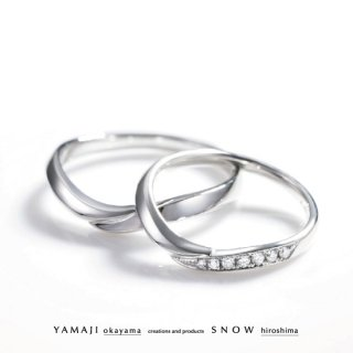 『LIAN TOUR/リアントゥール』マリッジリング(結婚指輪)