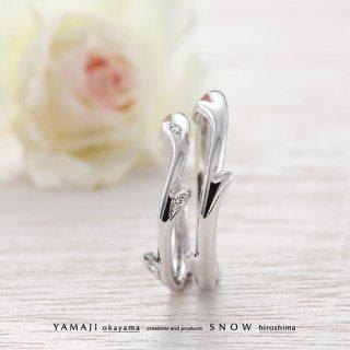 『ROSE ROSE /ローズローズ』マリッジリング (結婚指輪)