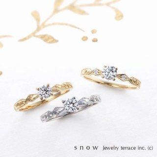 『Conté clasico/コンテクラシコ』 ダイヤモンドリング(婚約指輪)