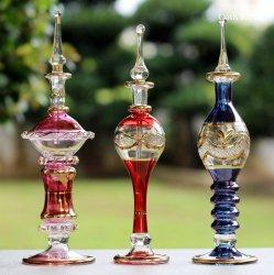 [送料無料!]エジプト香水瓶3本セット
