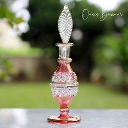 エジプト香水瓶 ピンク