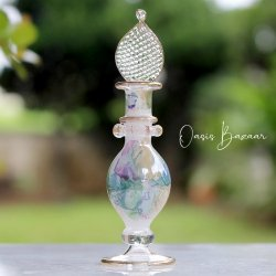 エジプト香水瓶 ミックスカラー