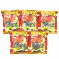 鹿児島ラーメン豚とろ5食セット