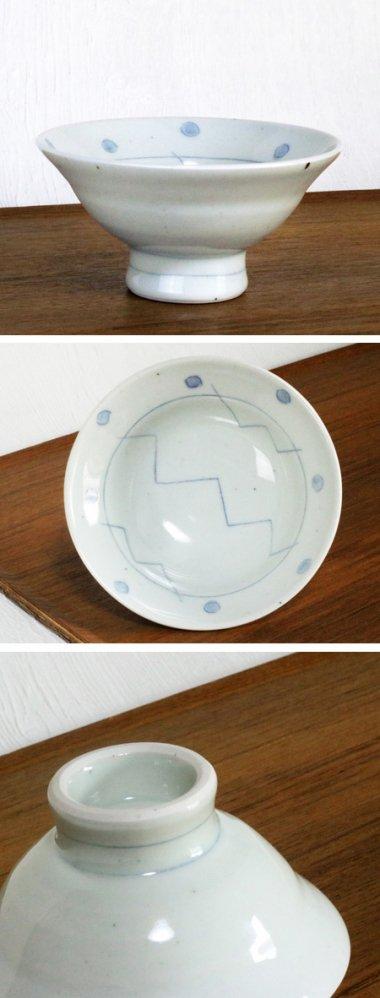 梅乃瀬窯,径約13.5cm×高さ約6.5cm,磁器(鉄入)