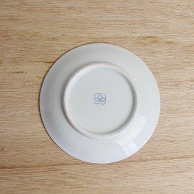 廣梅窯,径約6.3cm×高約2.3cm,磁器