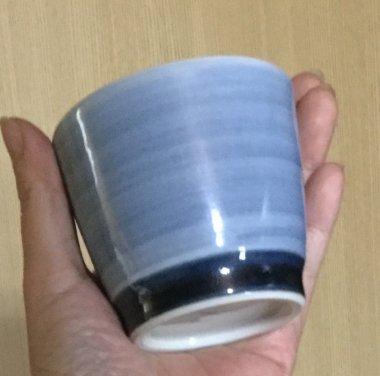 工房芥川,径約8.3cm×高約7.5cm,磁器