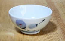 砥部焼◆丸碗小(ポピー)
