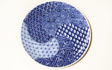 陽貴窯,外径24.7cm×高さ5cm,磁器