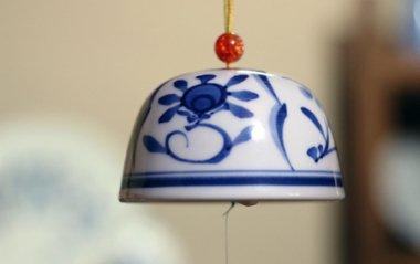 廣梅窯,径約8.5cm×高約6cm,磁器