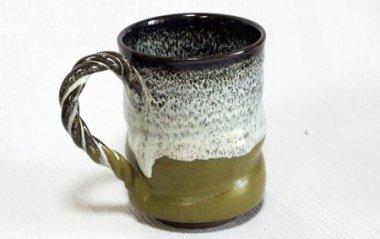 千代市陶房,口径約9.5cm×高約12.5cm,陶器