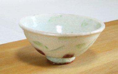 巌陶房,口径約12.5cm×高約6cm,陶器