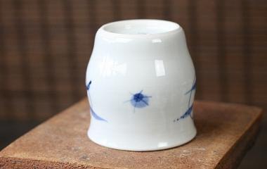 陶房風,外径8.3cm×高さ8cm,磁器
