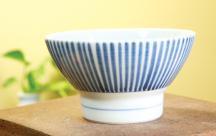 砥部焼◆くらわんか茶碗(小)■とくさ