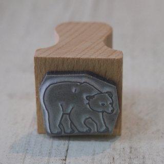 The English Stamp Company 「北極グマ(polar bear)」スタンプ