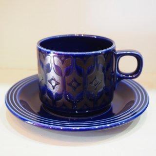 Hornsea 「HEIRLOOM カップ&ソーサー(Blue)」