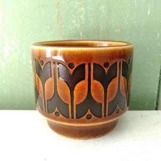 Hornsea 「HEIRLOOMエッグカップ(Brown)」