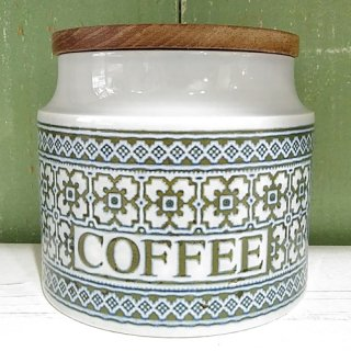 Hornsea 「Tapestry COFFEEキャニスター」