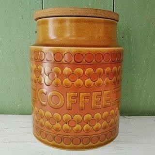 Hornsea 「SAFFRON COFFEEキャニスター(大)」