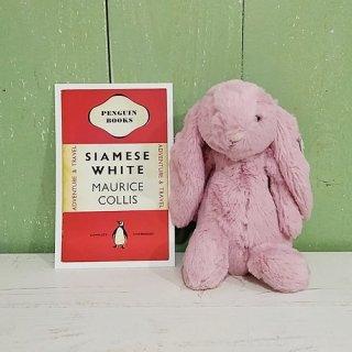 Jellycat「Bashful Tulip Pink Bunny S」(ウサギ・チューリップピンク・Sサイズ)