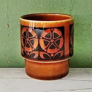 Hornsea 「Gourmet 66 Brownエッグカップ(tall size)」