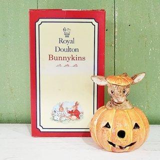 「Bunnykins ハロウィンバニキンズ フィギュア(箱付)」