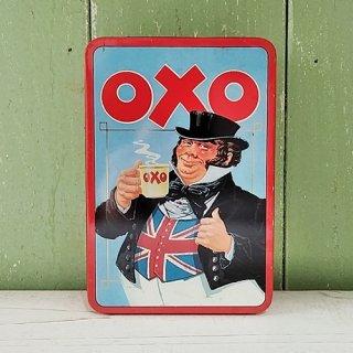 OXO 「CUBES缶(John Bull Tin)」