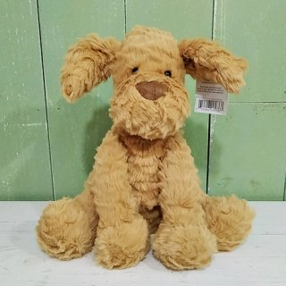 Jellycat「Fuddlewuddle Puppy」Mサイズ(パピー・犬)