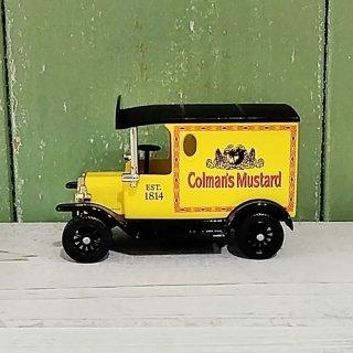 LLEDO社ミニカー「Colman's Mustard」(箱無し)