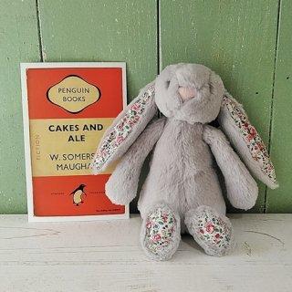 Jellycat「Blossom Bunny Silver S」(ブロッサムバニー・シルバー・Sサイズ)