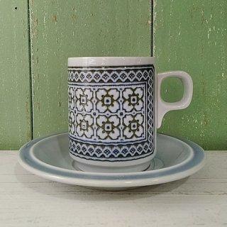 Hornsea 「Tapestry COFFEEカップ&ソーサー」