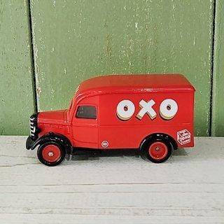 LLEDO社ミニカー「OXO レッド」(箱無し)