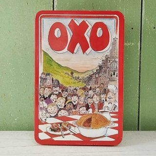 OXO 「CUBES缶(Designed by Martin Sanders)1992年」