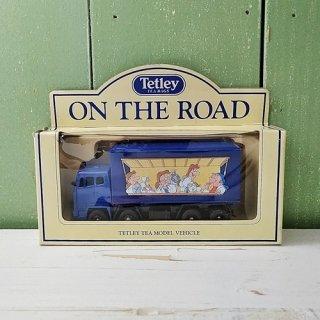 LLEDO社ミニカー「Tetley」1992年モデル