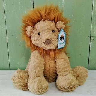 Jellycat「Fuddlewuddle Lion」Mサイズ(ライオン)