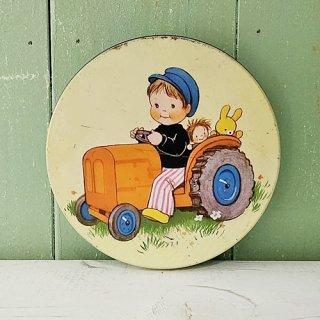 Huntley & Palmers 「Mabel Lucie Attwellビスケット缶」