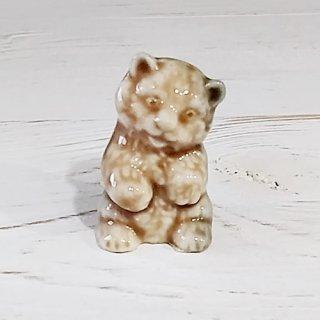 WADE 「Whimsies ・Bear (こぐま)・ フィギュア」