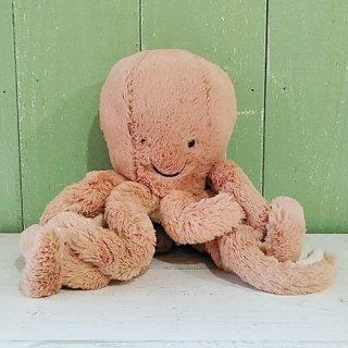 Jellycat「Odell Octopus Little」オデル オクトパス リトル(タコ)