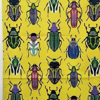 ティータオル「UlsterWeavers・BEETLES(昆虫) 」