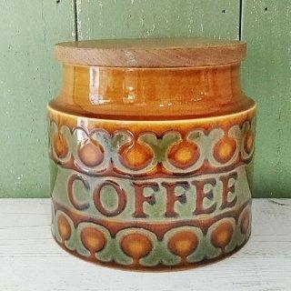 Hornsea 「Bronte Coffeeキャニスター」