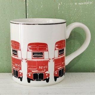 MIDWINTER 「London Scenes マグ」London Bus