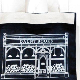 Daunt Books「トートバッグ(L)ブラック」