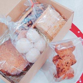 おやつお届け便 「焼き菓子Terakado*5種BOX」 (賞味期限2020.5.24)